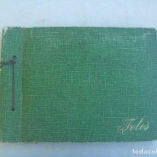 Fotografía antigua: ALBUM DE FOTOS DE UNA FAMILIA DE CEUTA ,CON 162 FOTOS DE TANGER , CEUTA , ETC. AÑOS 40 - 50. Lote 235490655