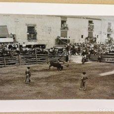 Fotografía antigua: FOTO ANTIGUA REPRODUCCION. PLAZA DE TOROS CIFUENTES 2 SEPBRE. AÑO 1941 MEDIDAS 210 X 297 MM. DIN A4. Lote 235502075