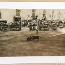 Fotografía antigua: FOTO ANTIGUA REPRODUCCION. PLAZA DE TOROS CIFUENTES 3 SEPBRE. AÑO 1941 MEDIDAS 210 X 297 MM. DIN A4. Lote 235502120