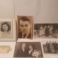 Fotografía antigua: LOTE FOTOGRAFIAS, HARO, LA RIOJA. AÑOS 30. FOTOGRAFO DONEZAR.. Lote 238512440