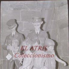 Fotografia antica: VALENCIA - FALLAS - ANTIGUO CLICHE NEGATIVO DE 35 MM EN CELULOIDE. Lote 239453165