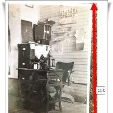 Fotografía antigua: MUEBLES DE DESPACHO AÑO 1923. SAN JUAN DE PUERTO RICO.. Lote 240817080