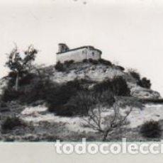 Fotografia antica: FOTO DE LA HERMITA ROMÁNICA DE SANT MIQUEL DE GALLIFA - 1974. Lote 241935130