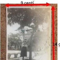 Fotografía antigua: ESPAÑOLES EN PUERTO RICO, MI ABUELA LOLA SAN JUAN DE P.R. AÑO 1921. Lote 242052970