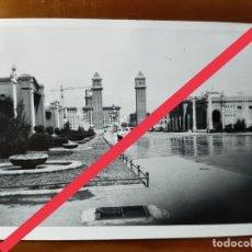 Fotografía antigua: ANTIGUA FOTOGRAFÍA. BARCELONA. FOTO AÑOS 50.. Lote 243872740