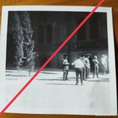 Fotografía antigua: ANTIGUA FOTOGRAFÍA. BARCELONA. GUARDIA CIVIL. FOTO AÑOS 50.. Lote 243873720
