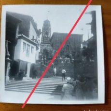 Fotografía antigua: ANTIGUA FOTOGRAFÍA. BARCELONA. FOTO AÑOS 50.. Lote 243874875