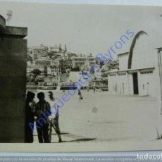 Fotografía antigua: FOTOGRAFÍA DE OPORTO. PORTUGAL. (11 X 7 CM). Lote 243888300