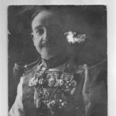 Fotografía antigua: FOTOGRAFÍA KAULAK JESÚS BERNALDO MARQUES DE QUIRÓS GRANDE ESPAÑA GENTILHOMBRE ALFONSO XIII CORTES. Lote 243938715