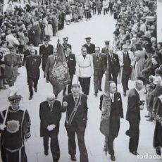 Fotografia antica: FOTOGRAFÍA FUERZAS VIVAS AYUNTAMIENTO DE ORENSE. KSADO 1948. Lote 245227240