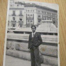 Fotografía antigua: ANTIGUA FOTOGRAFIA FOTO , CHICO SEÑOR . VALENCIA 1934. Lote 245736450