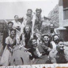 Fotografía antigua: FOTOGRAFÍA JUNQUERA DE AMBÍA. 1942. Lote 246161320