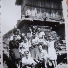 Fotografía antigua: FOTOGRAFÍA JUNQUERA DE AMBÍA. 1942. Lote 246161620
