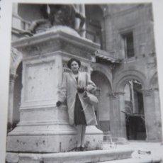 Fotografía antigua: FOTOGRAFÍA PATIO ALCÁZAR DE TOLEDO 1946.. Lote 246163620