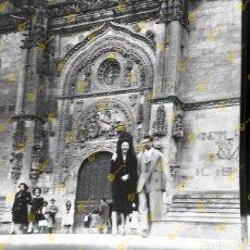 Fotografía antigua: ANTIGUO CLICHÉ NEGATIVO SALAMANCA 6X9 CM.. Lote 248023470