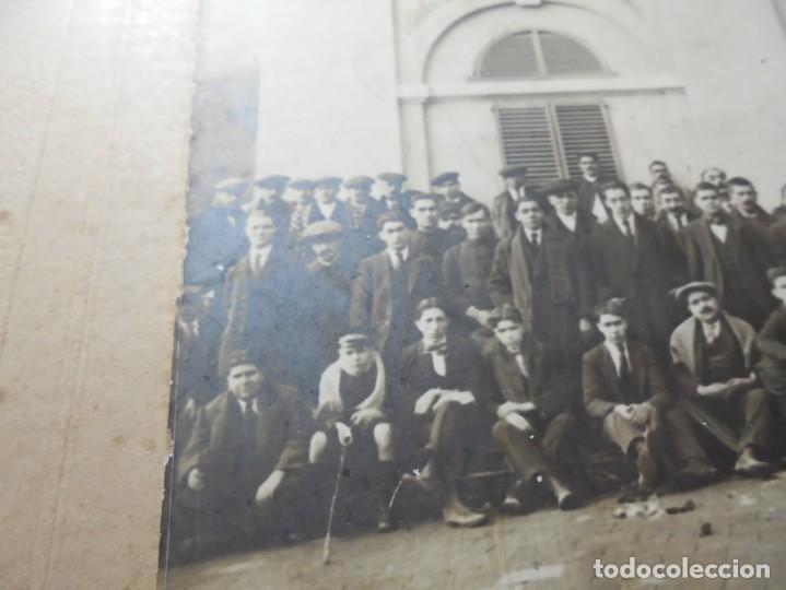 Fotografía antigua: magnifica antigua fotografia esparraguera escursion a la puda - Foto 3 - 254986455