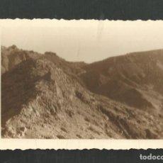 Fotografía antigua: FOTOGRAFIA TENERIFE AÑOS CUARENTA. Lote 255940350