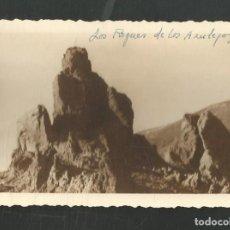 Fotografía antigua: FOTOGRAFIA TENERIFE AÑOS CUARENTA. Lote 255940435