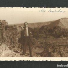 Fotografía antigua: FOTOGRAFIA TENERIFE AÑOS CUARENTA. Lote 255940695