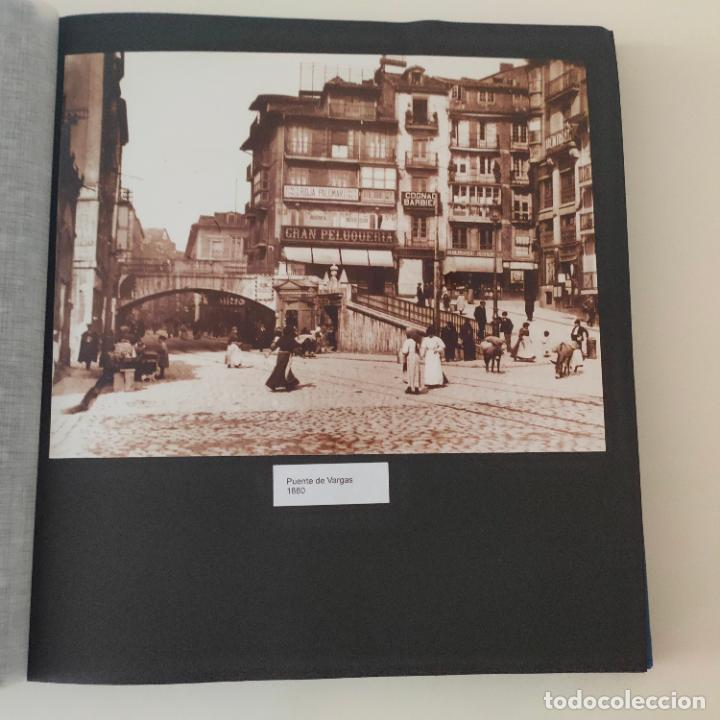 Fotografía antigua: Álbum Centenario Fotografia Zubieta 1905 - 2005. La Vieja Puebla de Santander en fotos - Foto 3 - 260868165