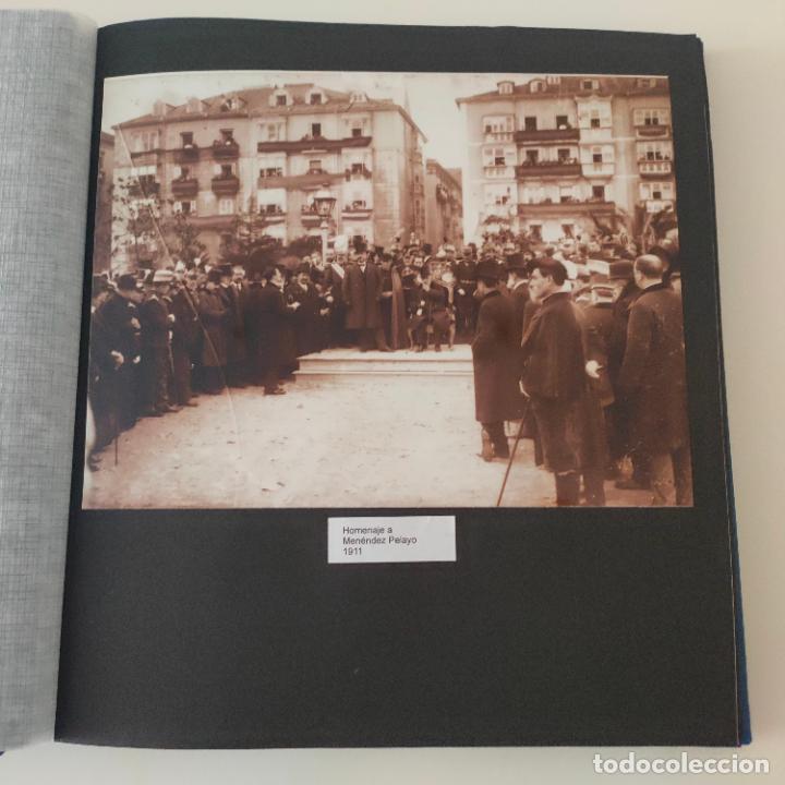 Fotografía antigua: Álbum Centenario Fotografia Zubieta 1905 - 2005. La Vieja Puebla de Santander en fotos - Foto 5 - 260868165