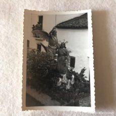 Fotografía antigua: SEMANA SANTA JAEN - SANTISTEBAN DEL PUERTO. PASO DE CRISTO. Lote 262211770