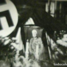 Fotografía antigua: ALEMANIA ENTIERRO DE HINDENBURG - JERARCAS NAZIS - 7-8- 1934 - FOTOGRAFIA ORIGINAL FRANCE PRESSE. Lote 262978775