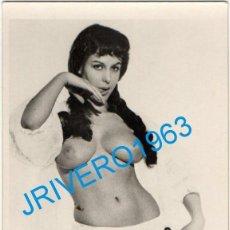 Fotografía antigua: ANTIGUA FOTOGRAFIA DESNUDO FEMENINO MUJER EROTICA 88X128MM. Lote 262988545