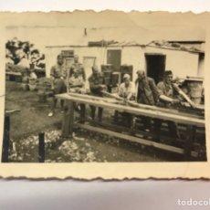 Fotografia antica: CEUTA MILITAR. FOTOGRAFÍA MONTE INGENIEROS CAMPAMENTO.. (A.1941) LEYENDA EN SU ANVERSO... Lote 263054420