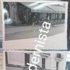 Fotografía antigua: ANTIGUAS FOTOGRAFIAS GRAN CAFE HOTEL EUROPA TARRAGONA. Lote 266044463