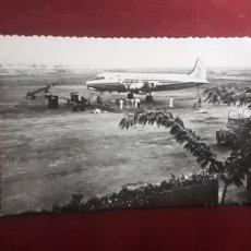 Photographie ancienne: AVIÓN. FOTO ORIGINAL ANTIGUA. UNION AEROMARITIME DE TRANSPORT. Lote 267346639