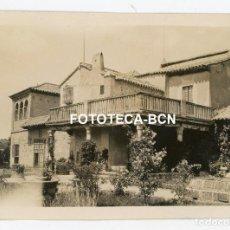 Fotografía antigua: FOTO ORIGINAL TOLEDO CASA DEL GRECO AÑO 1929. Lote 267606879