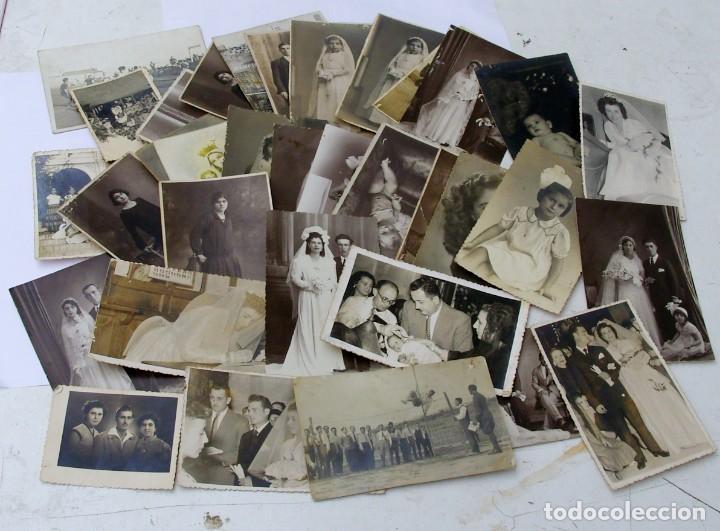 FOTOS ANTIGUAS VARIADAS (Fotografía Antigua - Fotomecánica)