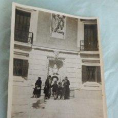 Fotografía antigua: ANTIGUA FOTOGRAFIA.CASITA DEL LABRADOR.ARANJUEZ 1929. Lote 268909034