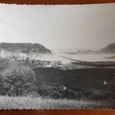 Fotografía antigua: ANTIGUA FOTOGRAFÍA SAN JUAN DE LA ARENA OVIEDO - AÑOS 60. Lote 268933304