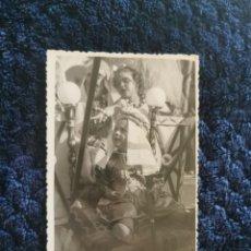 Fotografía antigua: ANTIGUA FOTOGRAFIA FIESTAS MOROS Y CRISTIANOS VILLENA 1954. Lote 269249983