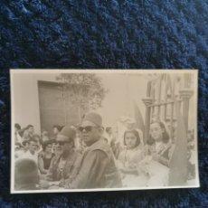 Fotografía antigua: ANTIGUA FOTOGRAFIA FIESTAS MOROS Y CRISTIANOS VILLENA. Lote 269250528