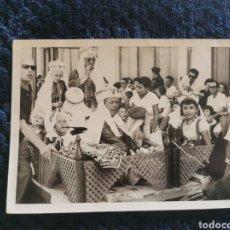 Fotografía antigua: ANTIGUA FOTOGRAFIA FIESTAS MOROS Y CRISTIANOS VILLENA FOTOGRAFO E.UTRILLA VALENCIA 1962. Lote 269252148