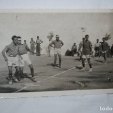 Fotografía antigua: ANTIGUO CAMPO DE DEPORTE , SIQUIATRICO DE CADIZ 1959. Lote 269467003