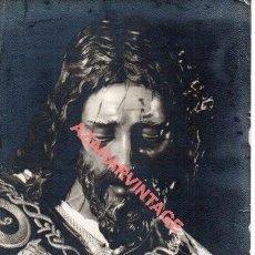 Fotografía antigua: SEMANA SANTA SEVILLA, 1969, RECUERDO CULTOS HERMANDAD DE PASION, 75X105MM. Lote 269468658