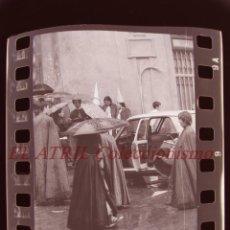 Fotografia antica: LA ELIANA Y TORRENTE - SEMANA SANTA - 35 ANTIGUOS CLICHES NEGATIVOS DE 35 MM EN CELULOIDE, AÑO 1979. Lote 271125598