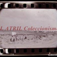 Fotografia antica: CUENCA, VISTAS - 40 ANTIGUOS CLICHES NEGATIVOS DE 35 MM EN CELULOIDE, AÑO 1978. Lote 271141863