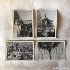 Fotografía antigua: SEMANA SANTA SEVILLA - HERMANDAD DE LA PAZ - CRISTO DE LA VICTORIA Y VIRGEN DE LA PAZ. Lote 273160703