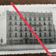 Fotografía antigua: ANTIGUA FOTOGRAFÍA DE MADRID. HOTEL DEL NORTE REVERTITO E HIJOS. AL LADO GASOLINERA.AÑOS 30.. Lote 274882943
