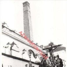 Fotografía antigua: SEMANA SANTA SEVILLA, ESPECTACULAR FOTOGRAFIA MISTERIO DE LAS AGUAS, 18X24 CMS. Lote 276363138