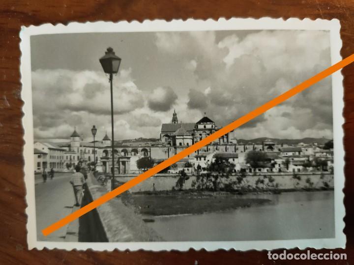 ANTIGUA FOTOGRAFÍA DE CÓRDOBA. FOTO AÑOS 50. (Fotografía Antigua - Fotomecánica)