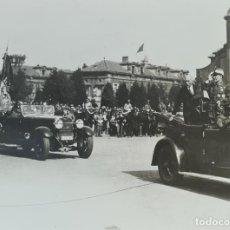 Fotografía antigua: INAUGURACION DEL PARLAMENTO DE CATALUÑA EN 1932. FOTOGRAFIA EN B/N. 1982.. Lote 277001563