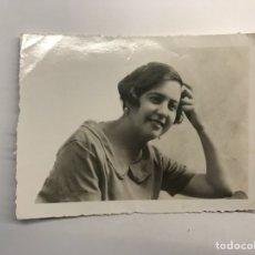 Fotografia antica: FOTOGRAFÍA CIUDAD RODRIGO (R.DOMINICANA) RETRATO DE UNA JOVEN (A.1955). Lote 277056608
