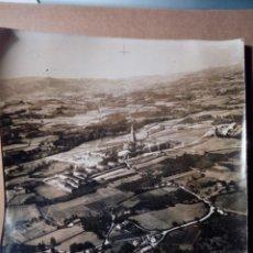 Fotografía antigua: GIJÓN. FOTOS DE LA UNIVERSIDAD LABORAL. PRINCIPIOS AÑOS '60. Lote 277301258