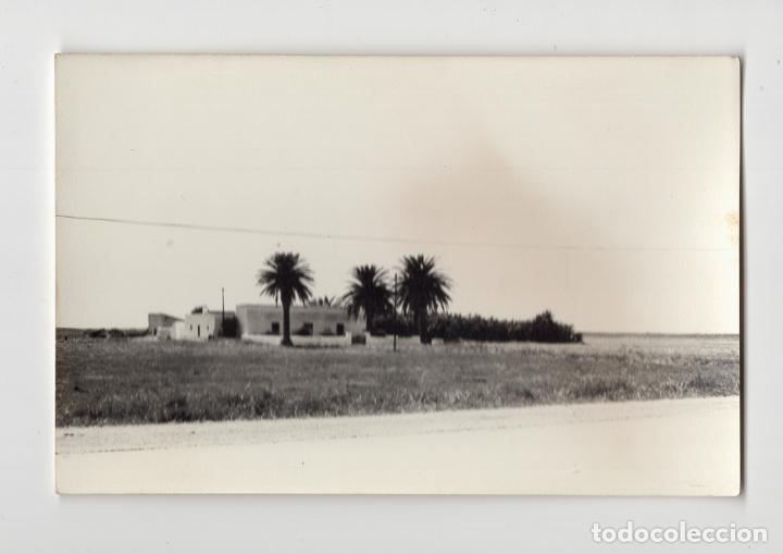 UN CORTIJO (TAMAÑO 9 X 14) (Fotografía Antigua - Fotomecánica)